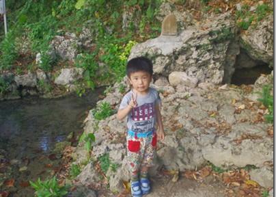 沖縄(金魚も少し)旅行記7 沖縄で琉金を追え!Part3